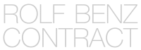 ROLF BENZ CONTRACT logo